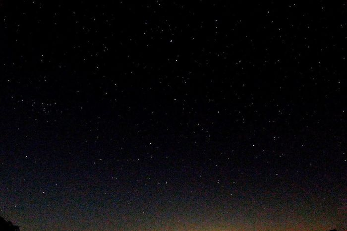 Big Dipper Sky Full Stars 御嶽山