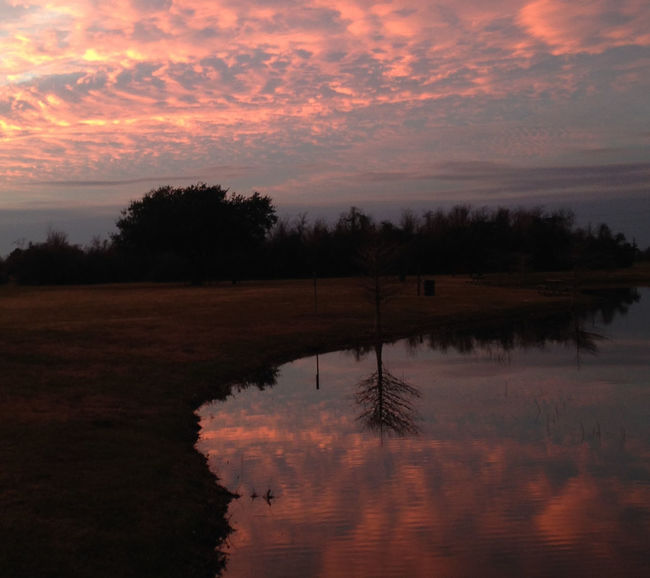 Sunset >.> Relaxing