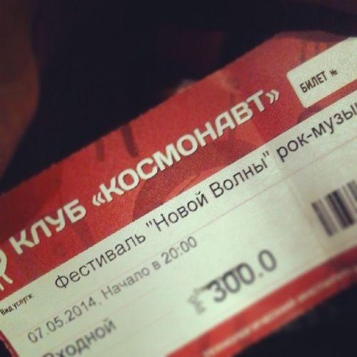 новая_волна Rock космонавт