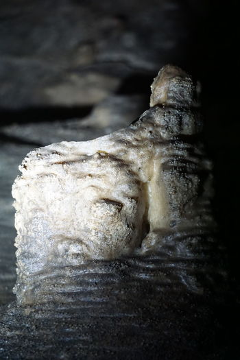 Stalactite  Ancient Civilization Beauty In Nature Cave Close-up Day Geological Geological Formation Geology Indoors  Indoors  No People Rock - Object Sculpture Stalacmite Stalagnate