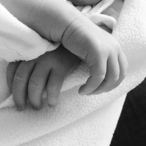Hands Littlehands Baby Fingers Blackandwhite Cute Baby Photography Human Human Hand Human Body Part Babyhands Baby Hands  Blanket Baby Finger Finger Fingers Be. Ready.
