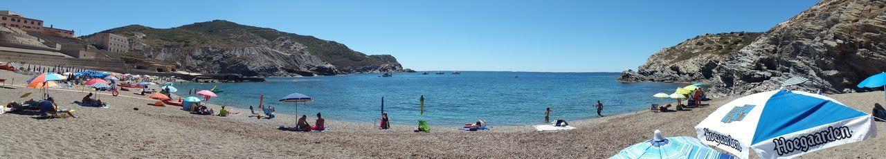 Spiaggia dell'Argentiera. Black beach Estate mare Spiaggia Natura Outdoor