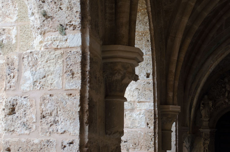 Monasterio de Piedra 2015  Ancient Civilization Architectural Column Architecture Built Structure Day Eddl History Monasterio De Piedra Monastery Monastery Of Stone No People Old Ruin Outdoors Tourism Travel Travel Destinations