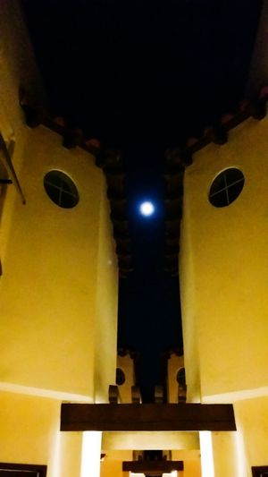 Moon Full Moon Moonlight Temple Temples Architecture Architecturelovers Check This Out Yellow Temple Of The Moon