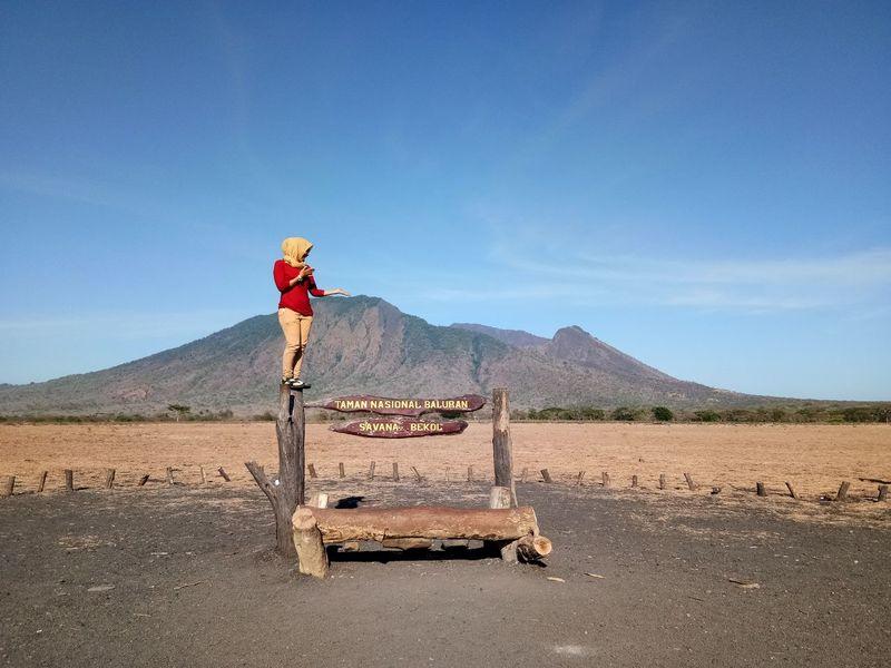 Connected By Travel Balurannationalpark Wonderful Indonesia Pesonaindonesia