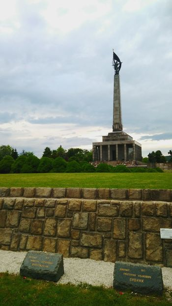 History Architecture Monument No People Slavin ДеньПобеды