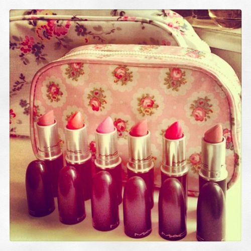 Mac Loveit Perfect .Labial makemehappy cumpleaños @emadominguez (??? :p hahaha