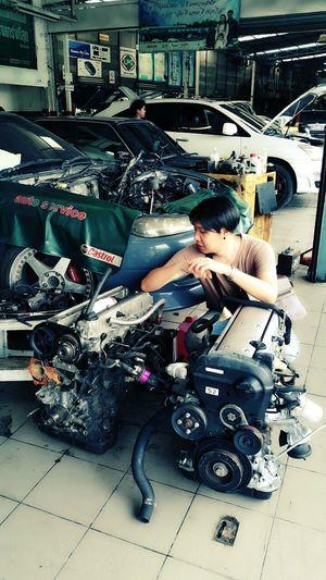 Can never give up. Reborn of my ride. 1jz is never enough Gentlemen Nissan200sx 1jzgte Overhaul Engine Bkk Thailand Broke
