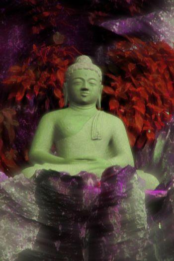 Altars Buddha Statue Buddha Kuching, Sarawak Borneo Bau,serikin