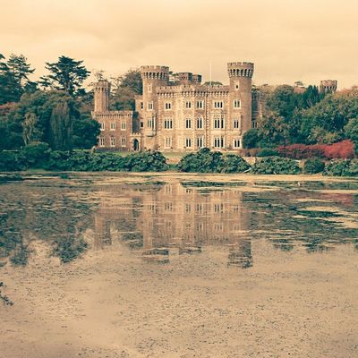 Johnstowncastle Wexford Photography Pretty picture castle lake z1camera sundaystroll adventurewalk