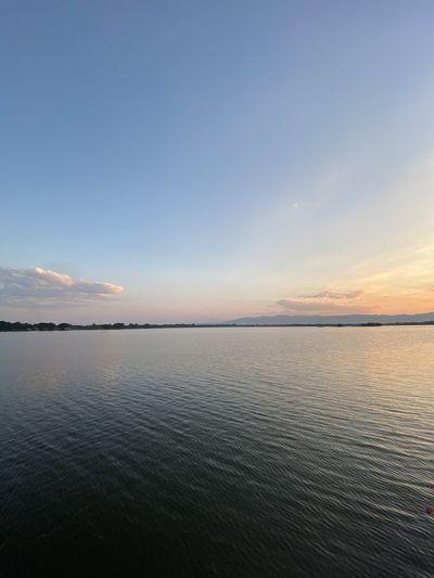 Wate Sky Water