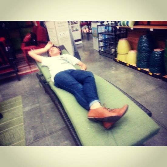 It's hard being The Queen of Lowes ?♚