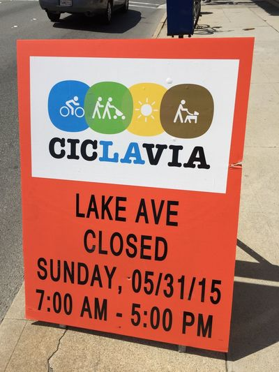 Check This Out CicLAVia Don't miss out on the Fun ! www.ciclavia.org