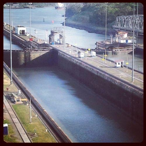 Canale di Panamà Panamá PanamaCanal EsclusasDeMiraflores