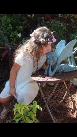 Fairy whispers Fairytale♥ Secret Garden WishesDoComeTrue FairyGoodMother Kisses ♥