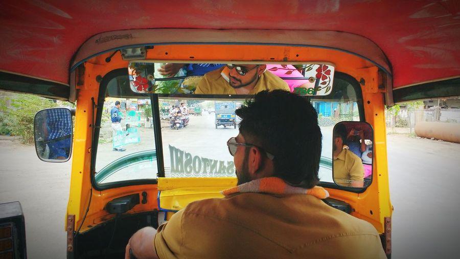 Mumbai City Rikshwa Rikshwadriver Road The Photojournalist - 2017 EyeEm Awards