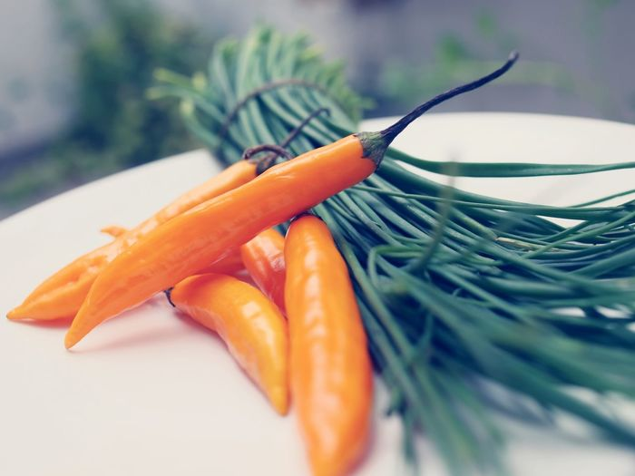 Foodphotography EyeEm Gallery Vegetables Kitchen Delicious Picante Food Latin Food Chile this is aging EyeEm Selects Close-up Food And Drink Root Vegetable Asparagus Kitchen Counter Domestic Kitchen Sweet Potato Bundle Carrot