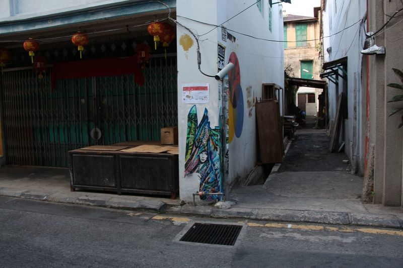 Street Photography Street Life Street Art Architecture Urban Geometry Urban Landscape Malaysia Georgetown Penang South East Asia