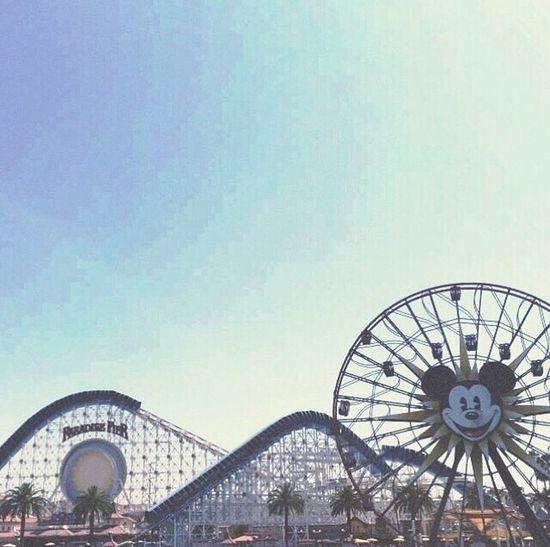 Californiaadventures Los Angeles, California California Summer