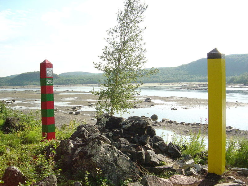 Beach Border Borderline Calm Coastline Direction Environmental Conservation Guidance Horizon Over Water Idyllic Norway Ocean Outdoors Rock Russia Safety Sand Scenics Sea Shore Symbol Tranquil Scene Tranquility Water