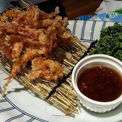 먹스타그램 먹방 먹부림 오징어구이 이춘복스시 오미카세