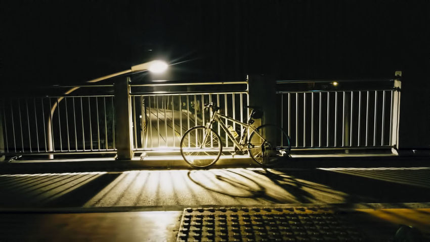 Illuminated Night No People Outdoors Transportation