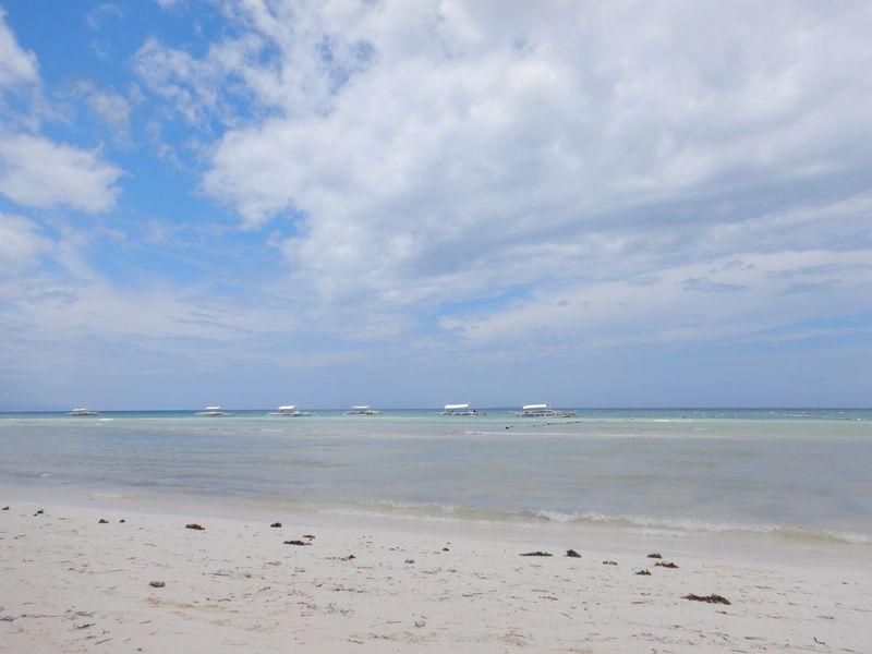 Lifeinpanglao Panglao On A Stroll EyeEm Nature Lover Water Sea Beach Sky Land Scenics - Nature Cloud - Sky Blue