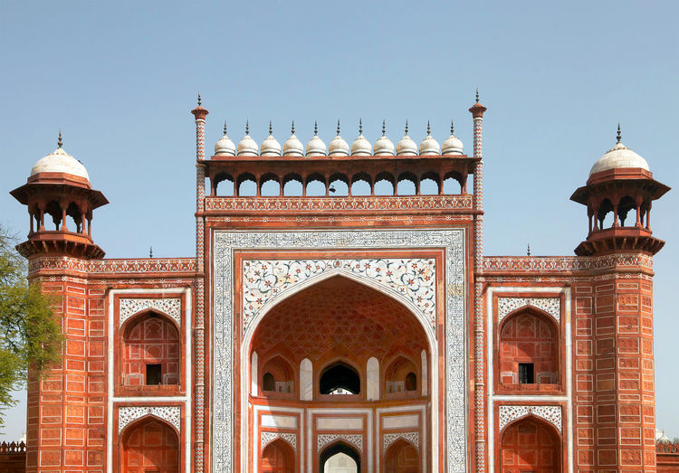 Agra Arch Architecture Built Structure Façade India Taj Mahal Travel Travel Photography UNESCO World Heritage Site