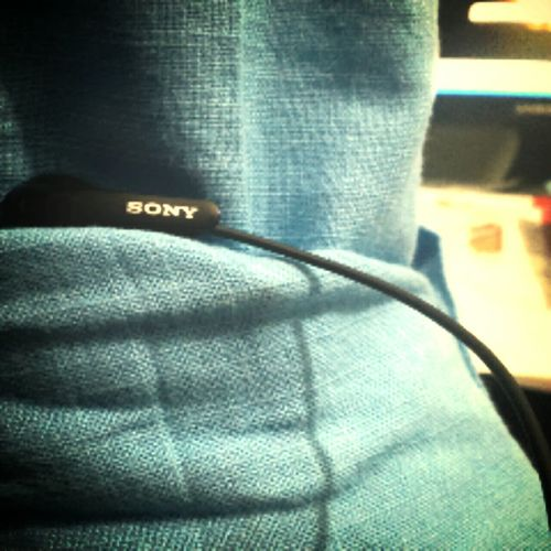 Technology I Can't Live Without Sony Xperia Headphone Mobile Shots