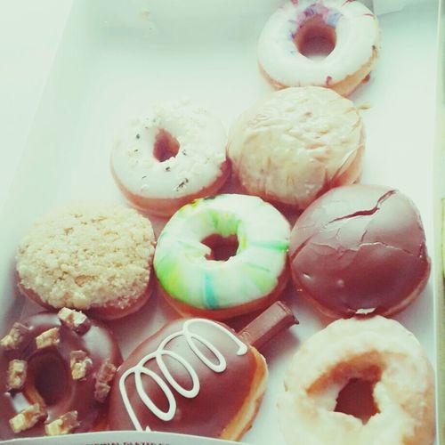 Krispy kreme Donuts ♥