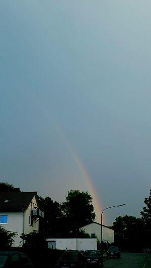 The Way Forward Sky Outdoors Rainbow Pot Of Gold Neu-Ulm Scenics