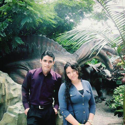 Paseando Por El Parque Explora En Medellín Colombia