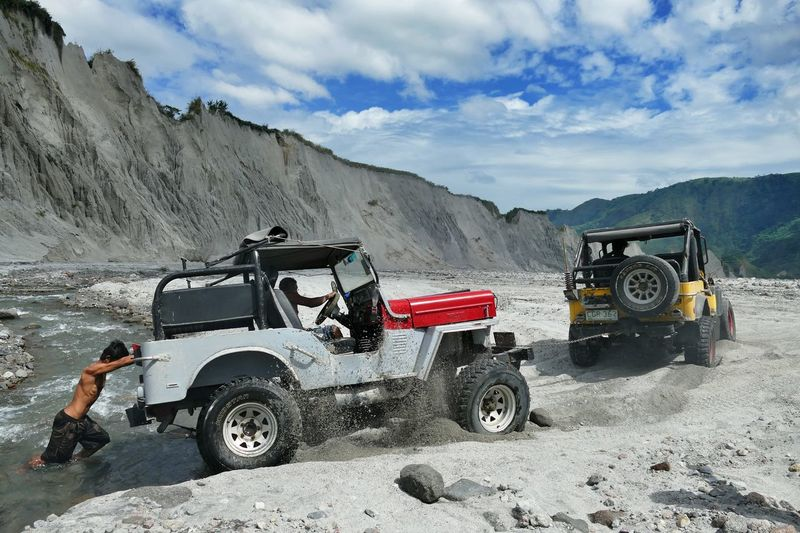 Mount Pinatubo Philippines Breakdown Jeep Share Your Adventure Stuck Landscape The Adventure Handbook Travel Photography Travel Traveling Transportation Landscapes Landscapes With WhiteWall The KIOMI Collection Alternative Fitness Up Close Street Photography Telling Stories Differently The Great Outdoors With Adobe The Great Outdoors - 2016 EyeEm Awards The Photojournalist - 2016 EyeEm Awards Feel The Journey Original Experiences People And Places My Year My View Finding New Frontiers Let's Go. Together. Connected By Travel Lost In The Landscape Summer Exploratorium