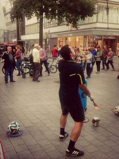 Citylife Hannover Today Football Artist