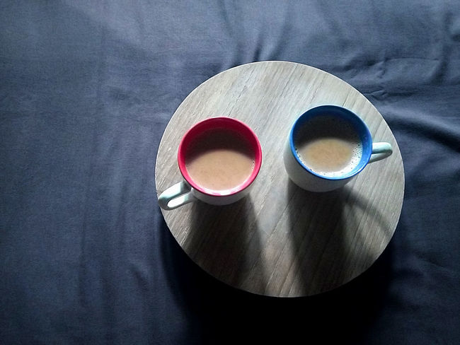 Two Is Better Than One Morningtea Good Morning Cup Of Tea