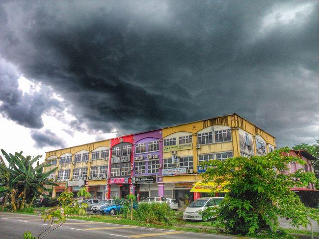 Before Rain Colour Of Life