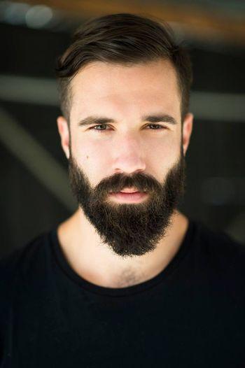 Hello World ✌ Photo Beard Moustache Aruaenoiz
