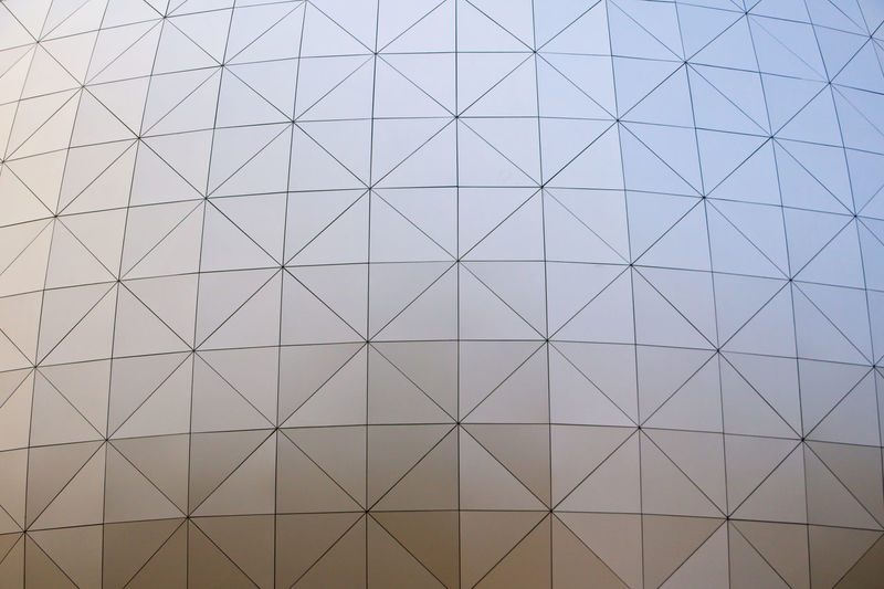 Pattern Backgrounds Full Frame Geometric Shape Shape Indoors  No People Design Built Structure Architecture Repetition Wall - Building Feature Tile Textured  Ceiling Architectural Feature Flooring In A Row Yellow Square Shape