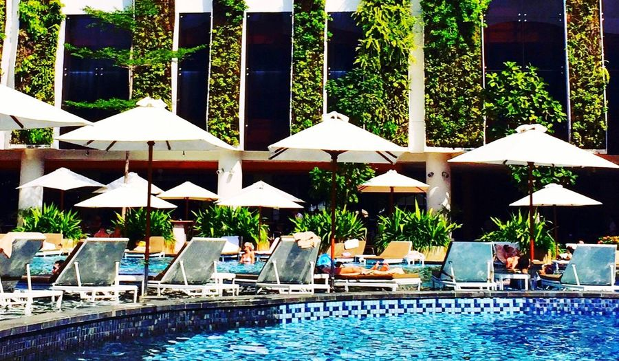 Taking Photos Enjoying Life Indonesia_allshots Relaxing Vacation Bali, Indonesia Pool Gazebo