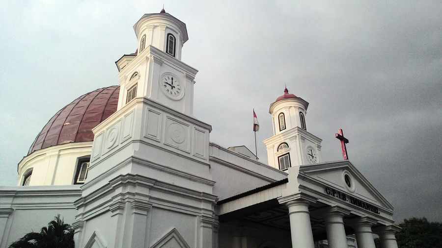 Streetphotography Colonial Architecture Taking Photos Semarang