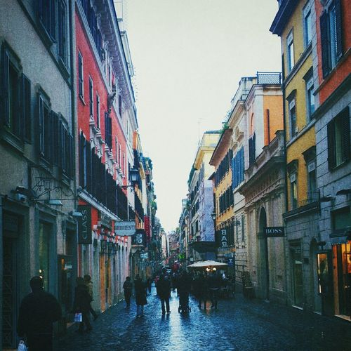 Streets of Rome Rome Italy Travel
