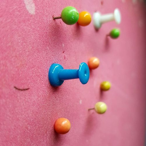 The colorful push pins on the board Allergy Dust Clean Dirty Old Things Supplies Office Supply Board Office Paper Stationery Small Pins Push Pins Pin Variation Candy Food EyeEmNewHere