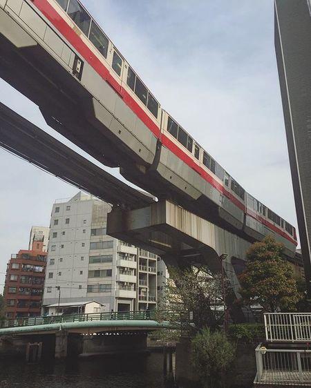 東京モノレール モノレールだとか…👏
