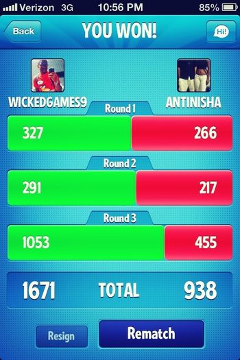 I Whooped Her But Mane. Lol