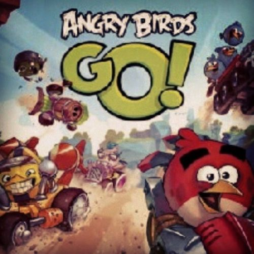 Angrybirdsgo Racing New Feature telepods