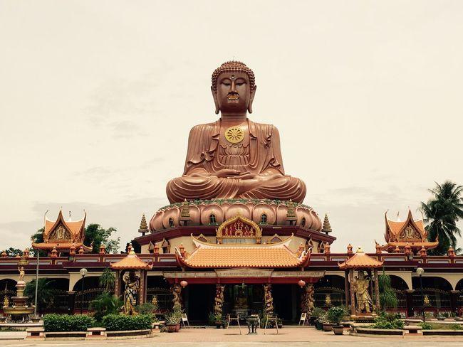 Buddha Temple Buddha Religion Temple Tumpat Malaysia