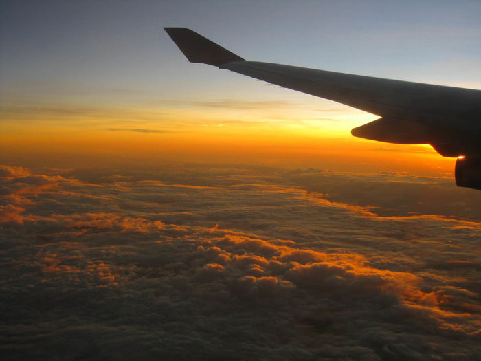 ✈🌅 Window Seat Privileges 🌅🛬 EyeEmNewHere First Eyeem Photo Eyeem Philippines No Edits No Filters Nature Beauty In Nature Travel Travel Photography Tranquility Dramatic Sky Airplane Flying Transportation Sunset Air Vehicle Sky Aerial View Aircraft Wing Mid-air Aerospace Industry Journey Commercial Airplane Horizon Cloud - Sky Lost In The Landscape