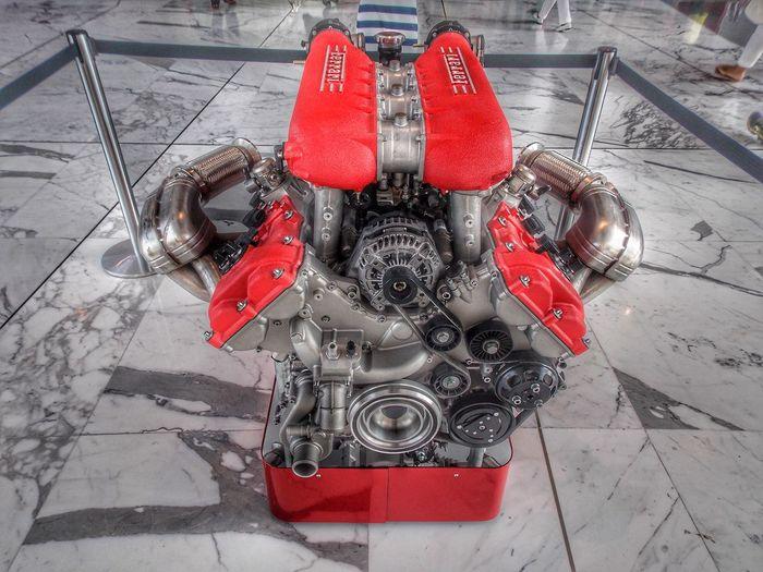 Ferrari Engine Abudhabi Abu Dhabi Ferrari Park IPhone EyeEmNewHere