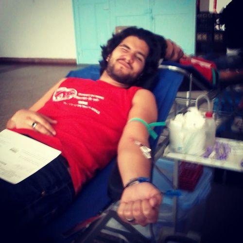 La MF Production donne son sang... Venez donner votre sang au différent centre de transfusion sanguine disponible sur Rabat MFP MAROC21 Donsdusang