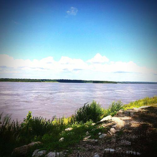 Missouri Mississippi River Mississippi Summer Missouri Photos